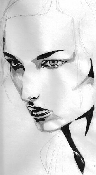 Art Figuratif Par Valérie Gay Dessins Au Crayon Fusain